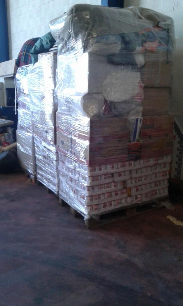 3 pallets voor Canis y Felis zijn aangekomen Fe115c10