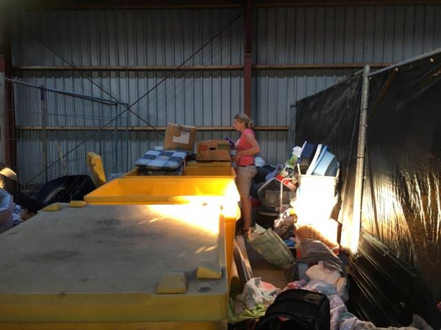25 juni - Opbouwen pallets  Img_2219