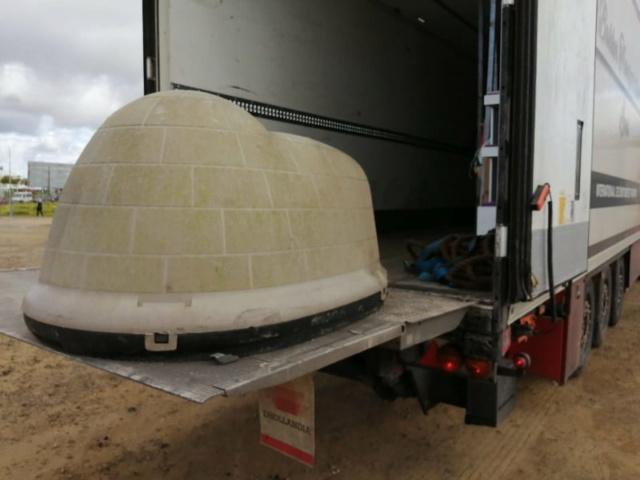 12 dec - 2 pallets aangekomen bij Jimmi Jimmid14