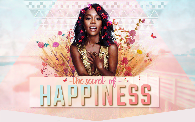 The Secret Of Happiness Header11