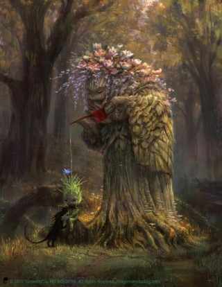 Celestial Spirit Magic: God of the Celestial Spirit Realm Form 1ec15510