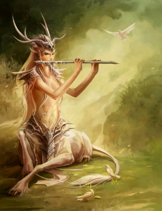 Celestial Spirit Magic: God of the Celestial Spirit Realm Form D1j36210