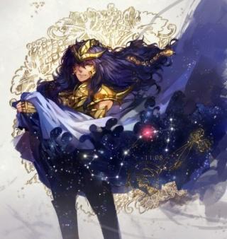 Celestial Spirit Magic: God of the Celestial Spirit Realm Form Scorpi13