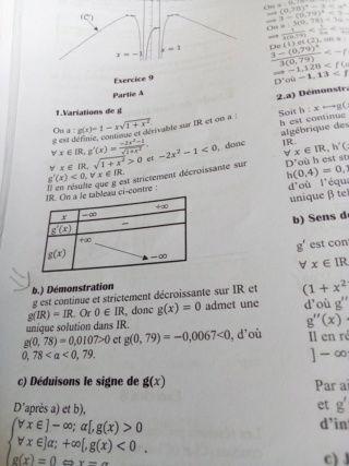 Étude de fonction 15775313