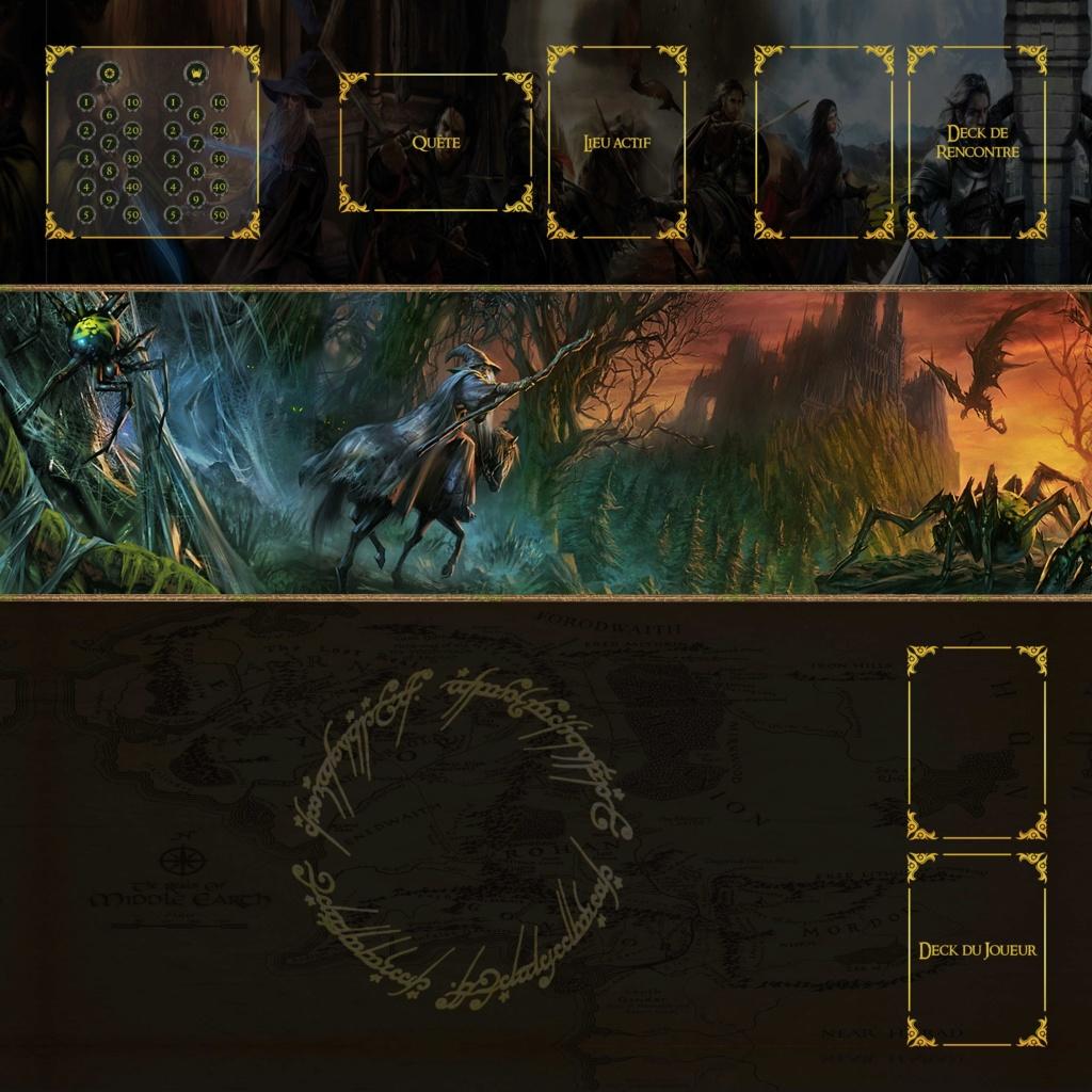 Tapis de jeu WIP - Avis pour finalisation Playma11