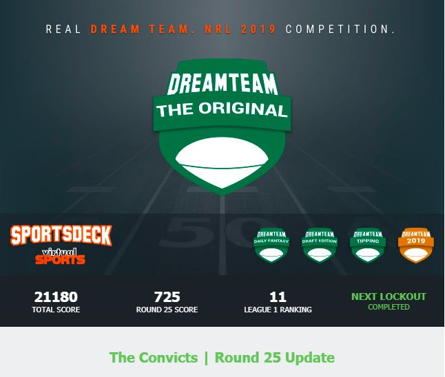 2020 Virtual Sports Dream Team Leagues Registration Thread  - Page 2 Backpo11