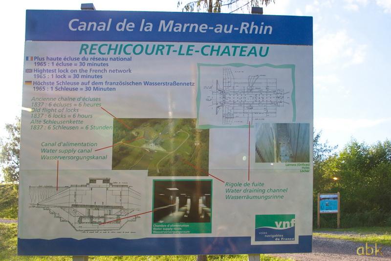 La grande écluse de Réchicourt-le-Château (57) 1_pann10