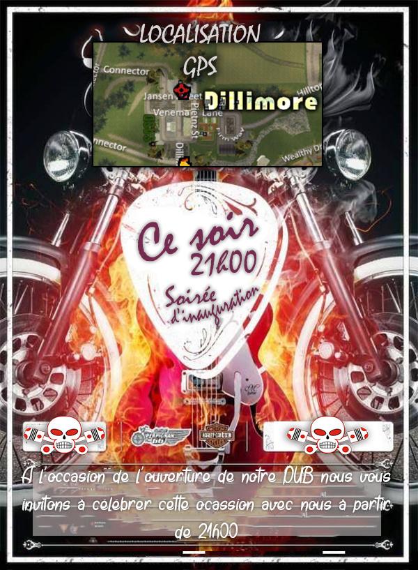 DILLIMORE'S PUB - Ouverture - 03 03 2020 Pub10