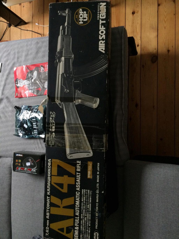 VENTE AK-47 TOKYO MARUI 88163811