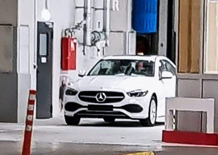 2020 - [Mercedes-Benz] Classe C [W206] - Page 7 11870810