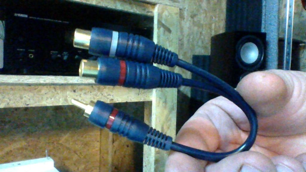 Collegare al PC amplificatore e casse passive Win_2013