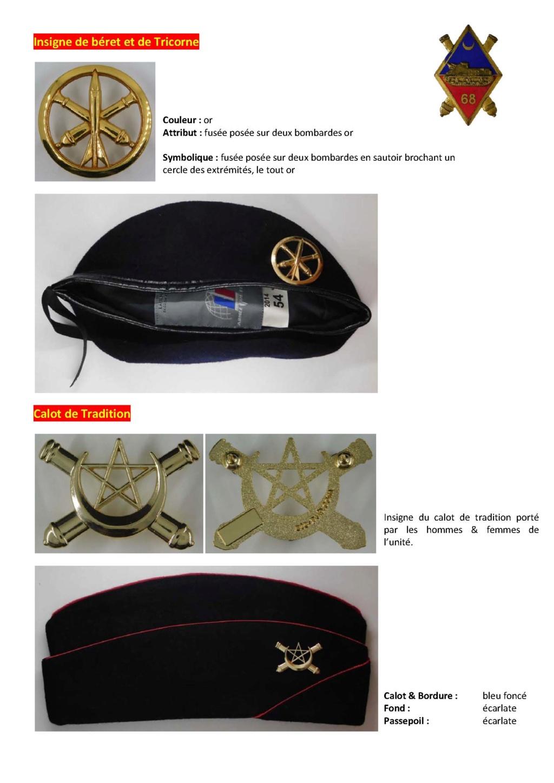 68éme Régiment D'Artillerie d'Afrique 68zome16