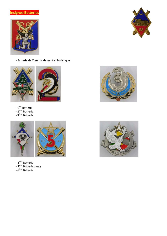 68éme Régiment D'Artillerie d'Afrique 68zome18