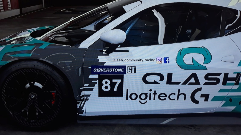 TORA 12 Hours of Silverstone - Livery Inspection 211