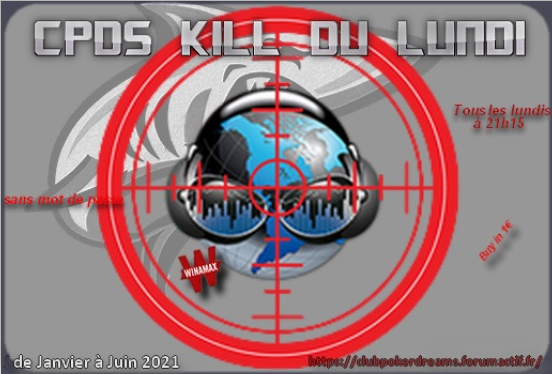 CPDS Kill du Lundi - 1er semestre 2021 - 110