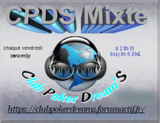 CPDS Mixte du Vendredi - 2021 / 2022 - 711