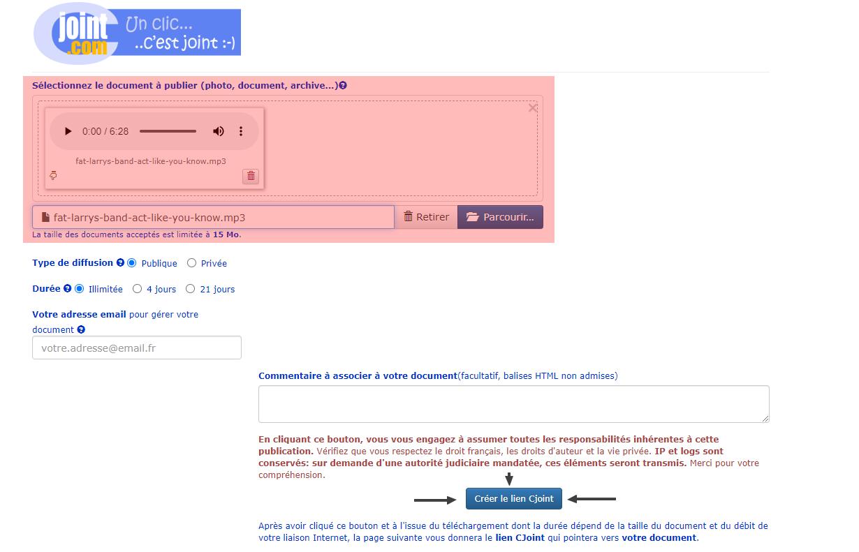 (TUTO) Utiliser un lien CJOINT pour la radio personnalisé Creer_10
