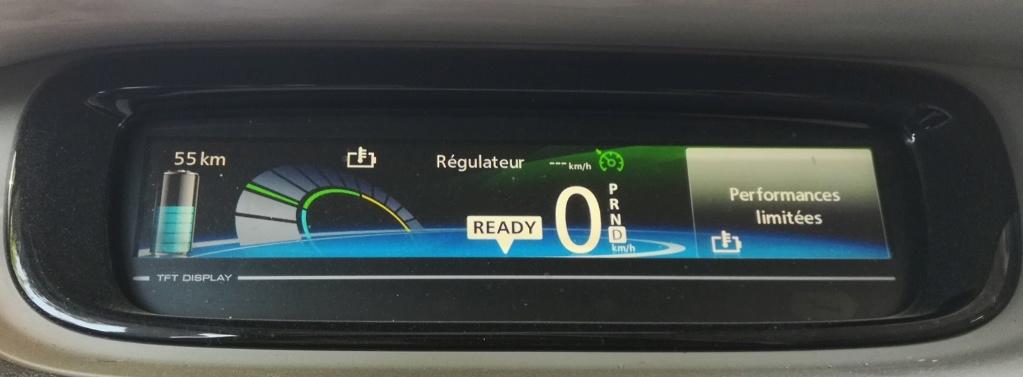 surchauffe - ZOE Q210 juillet 2013 162 000 km, voyant de surchauffe moteur ou surchauffe batterie allumé de façon permanente après 30 minutes de route Voyant10