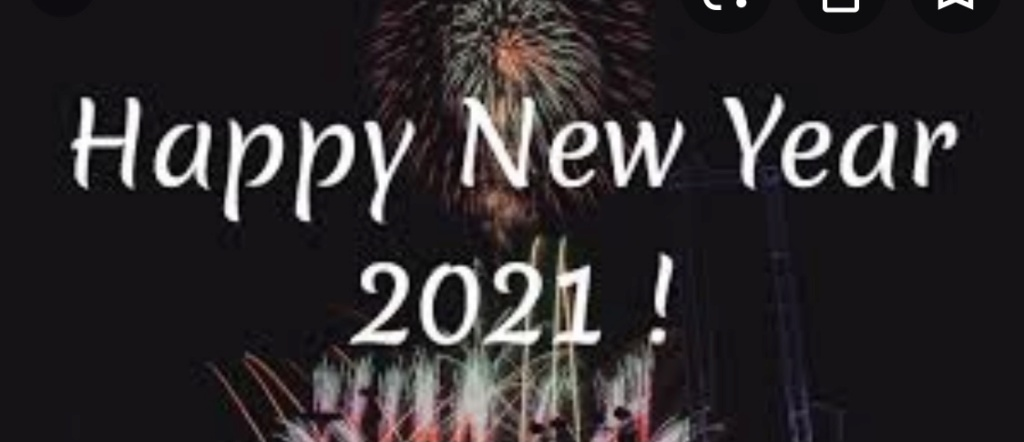 Happy New Year 2021 22ee4910