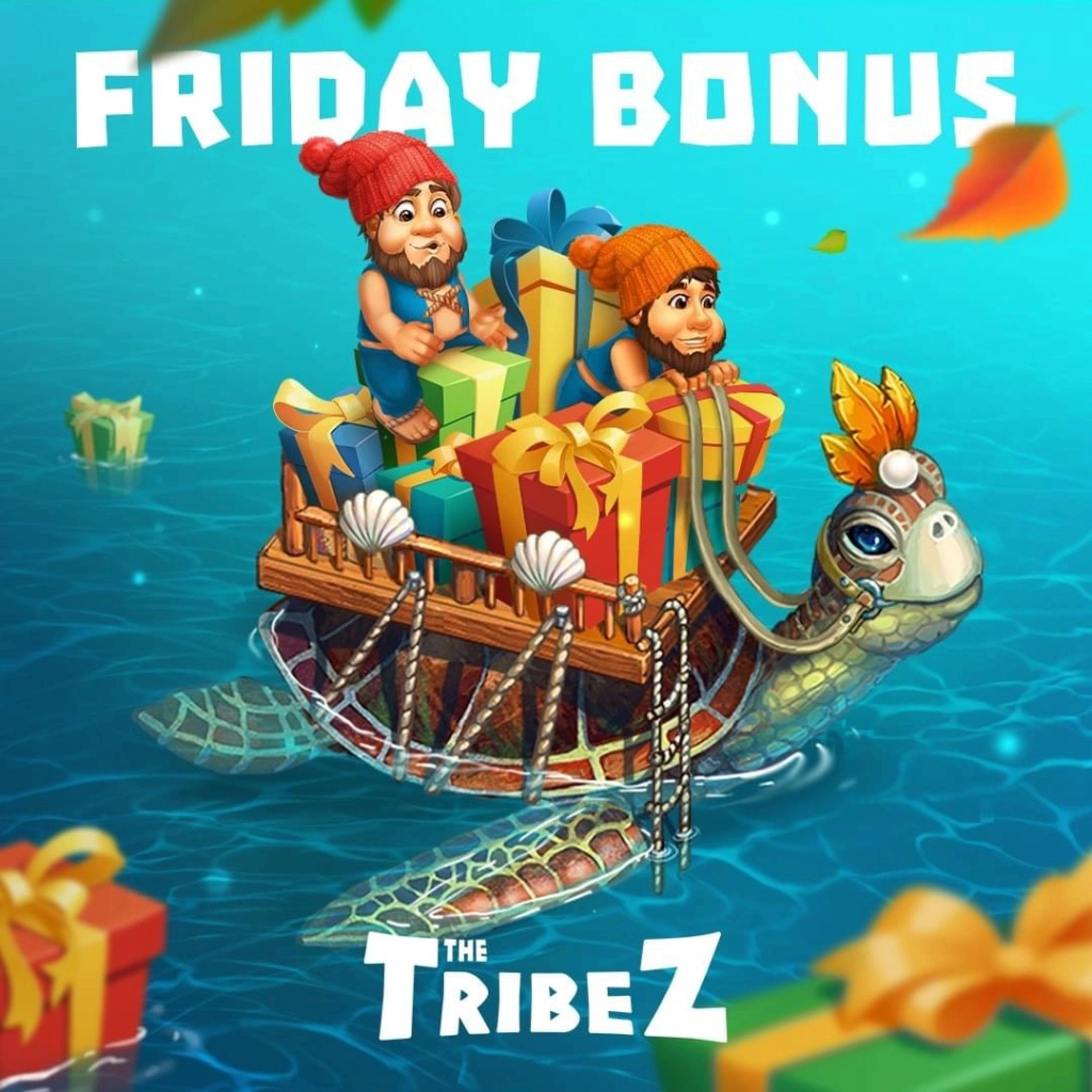 The Tribez Weekly Bonus 7a697410