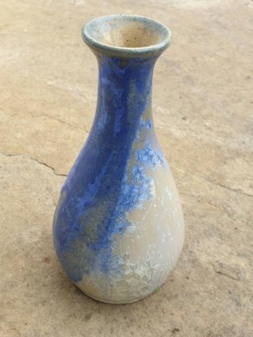 Crystalline Vase, MB mark 20210710