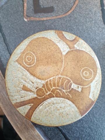 Stoneware Trinket - Cilladon Pottery  20210713