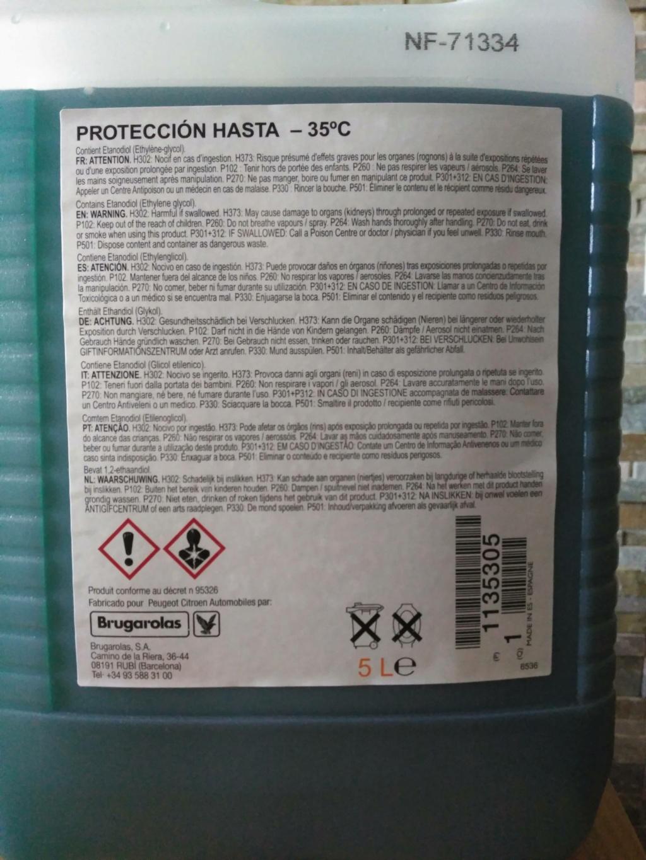 hola cambio liquido refrigerante Img_2010