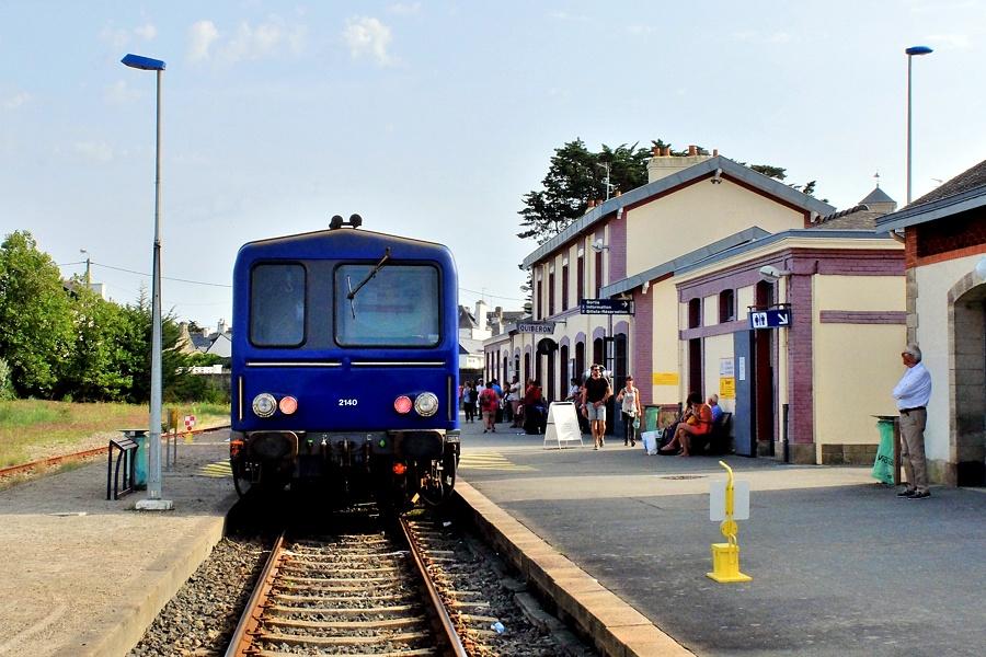 Gare de Quiberon Garequ11
