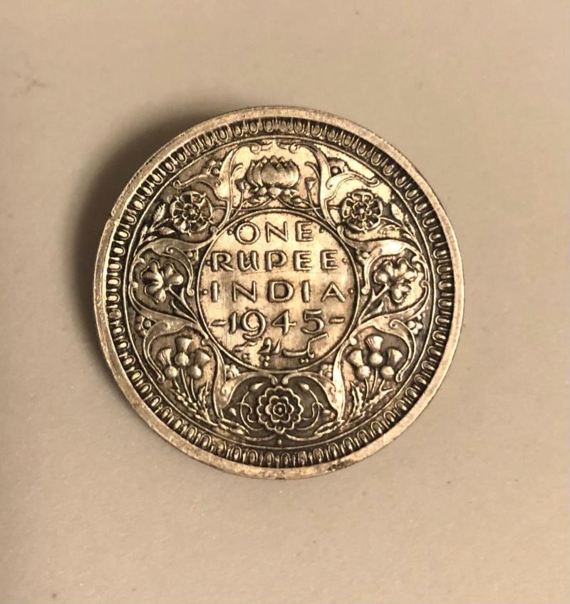 Una preciosa rupia india de 1944 1_rupi11