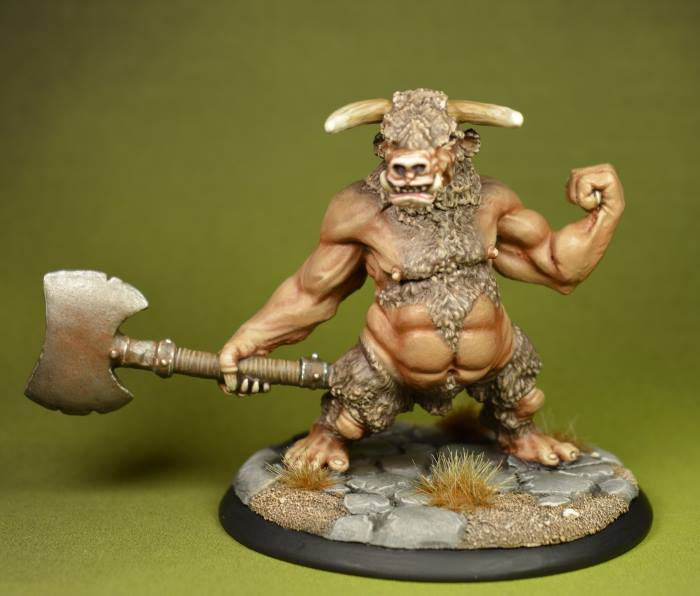 beastmen - New Warband / BEASTMEN Empire in Flames   AND  Wissenlander! 21616210