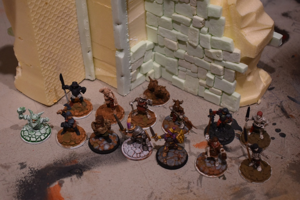 beastmen - New Warband / BEASTMEN Empire in Flames   AND  Wissenlander! Dsc_0175