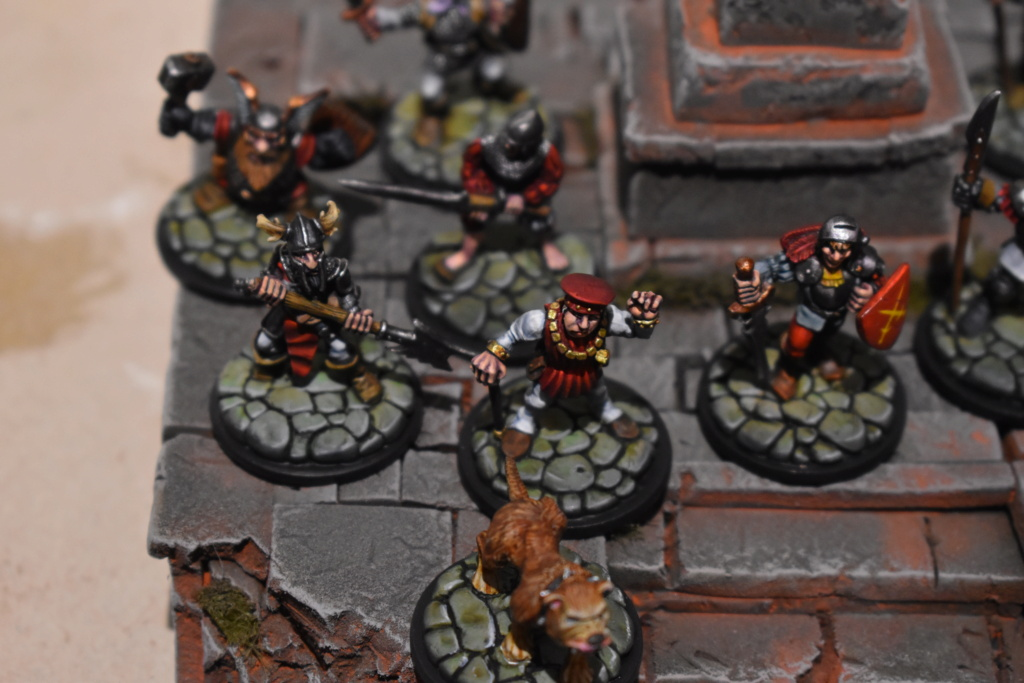 beastmen - New Warband / BEASTMEN Empire in Flames   AND  Wissenlander! Dsc_0181