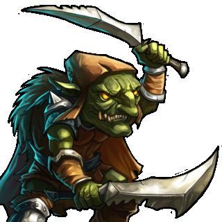 [DUNGEON - RANK C] - Goblins' Lair - Página 2 Goblin10