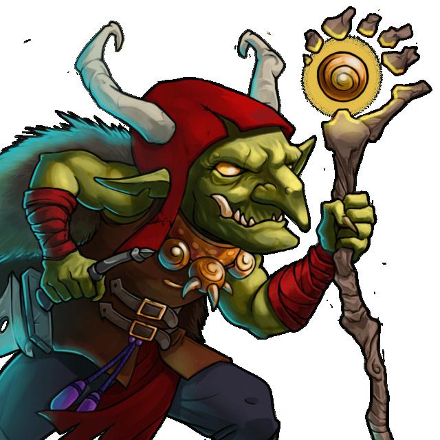 [DUNGEON - RANK C] - Goblins' Lair - Página 2 Goblin12