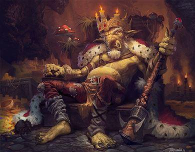 [DUNGEON - RANK C] - Goblins' Lair - Página 3 Rei_go10
