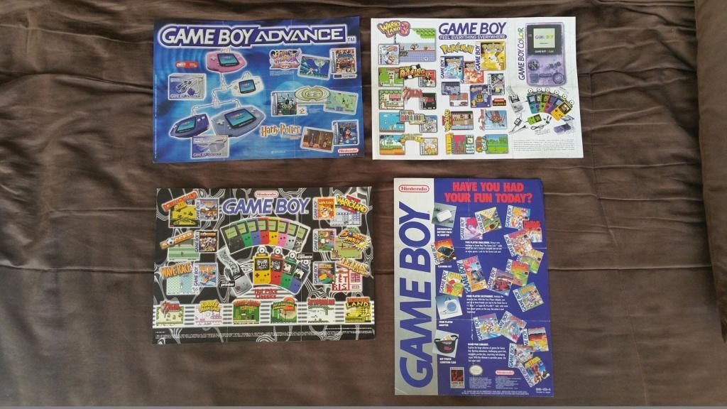 (Est) Vieux produits Nintendo (pubs, catalogues et autres) 20210911
