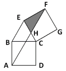Geometria - Quadrados e Triângulo Quadri10