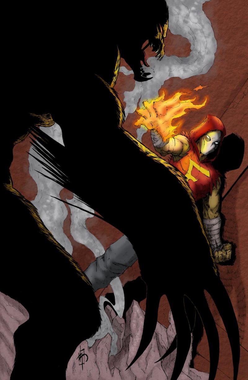 [BD] Elementar #2 chez Aelement Comics 34070311