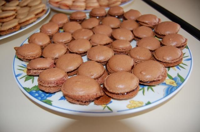 macaron chocolat Dsc_8313