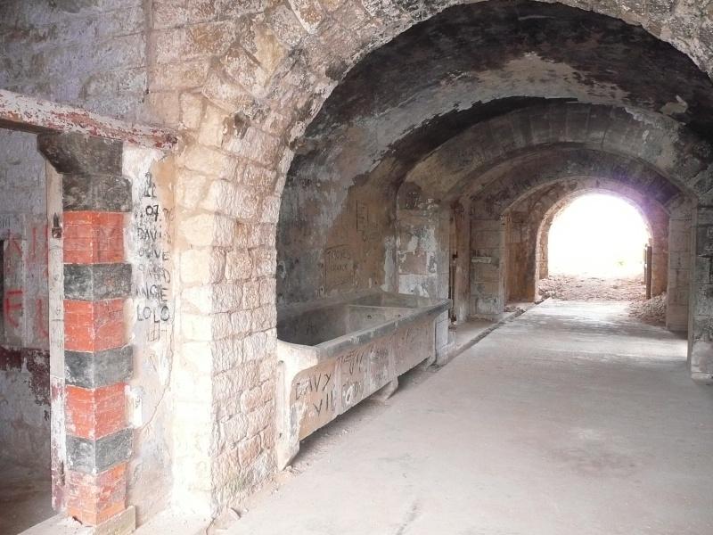 Batterie Cap de Croix (Frioul, Marseille, 13) Ancien16