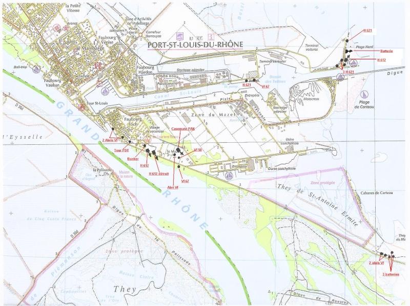 Rhl 008, HKB 8./1290, Mazet (Port Saint Louis du Rhône, 13) Port_s10