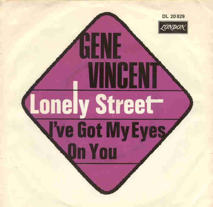 Lonely Street rarest  German Gene  Record Gene_l13