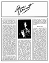 Gene Vincent par Dickie Harrell - 1965 P0710