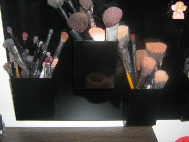 Mes idées rangements cosmétiques Violet12