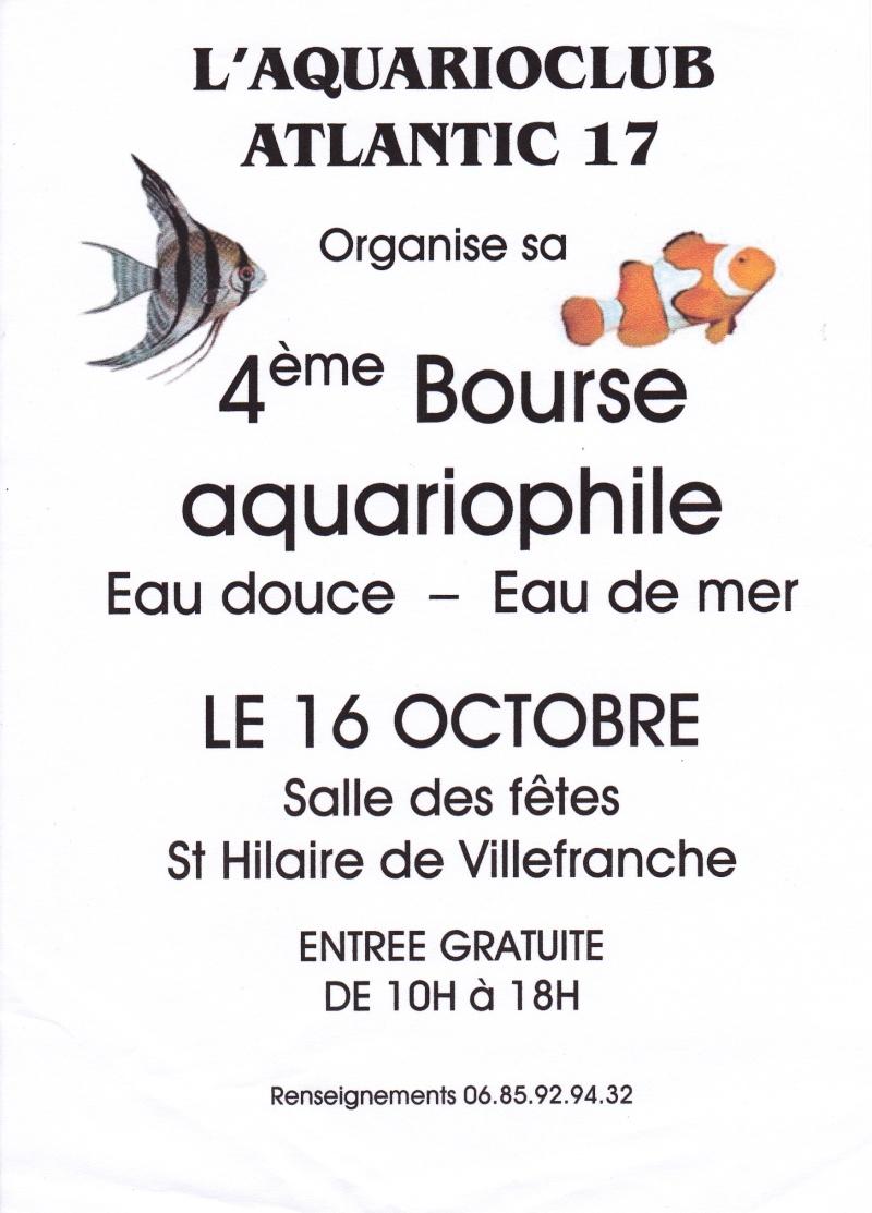 Bourse aquariophile : St Hilaire de Villefranche 16 octobre 2011 Bourse10