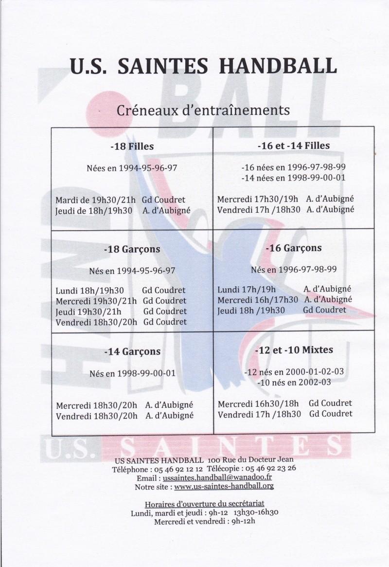 Handball : Club de Saintes Img_0010