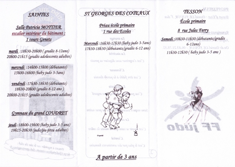 Judo : Club à Saintes - St Georges des coteaux et Tesson Img_0011