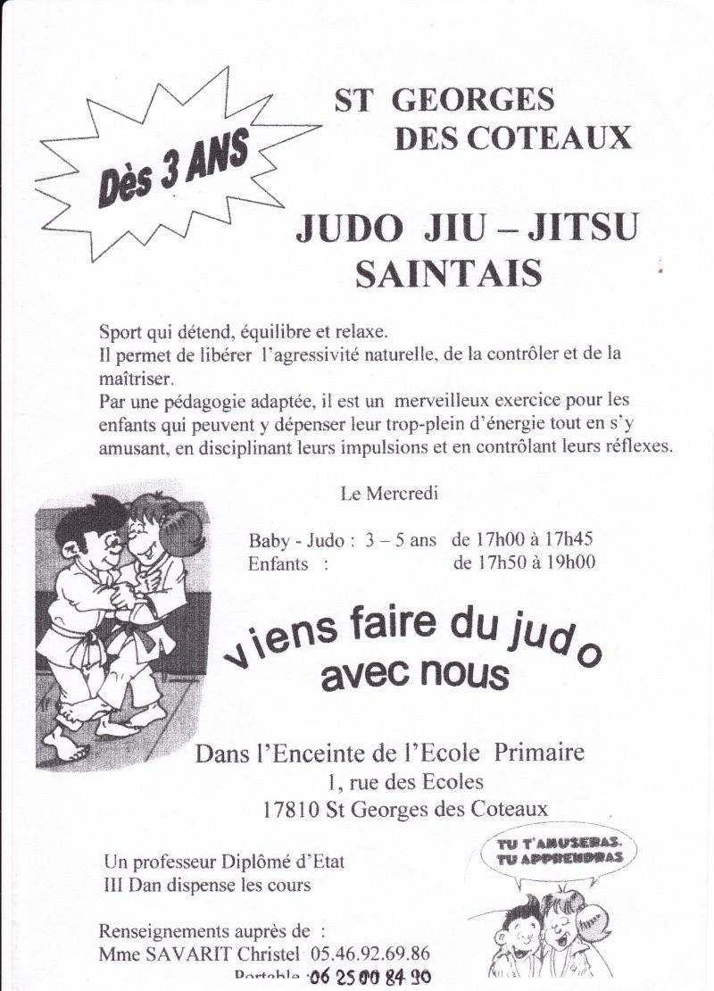 Judo : Club à Saintes - St Georges des coteaux et Tesson Img_0012