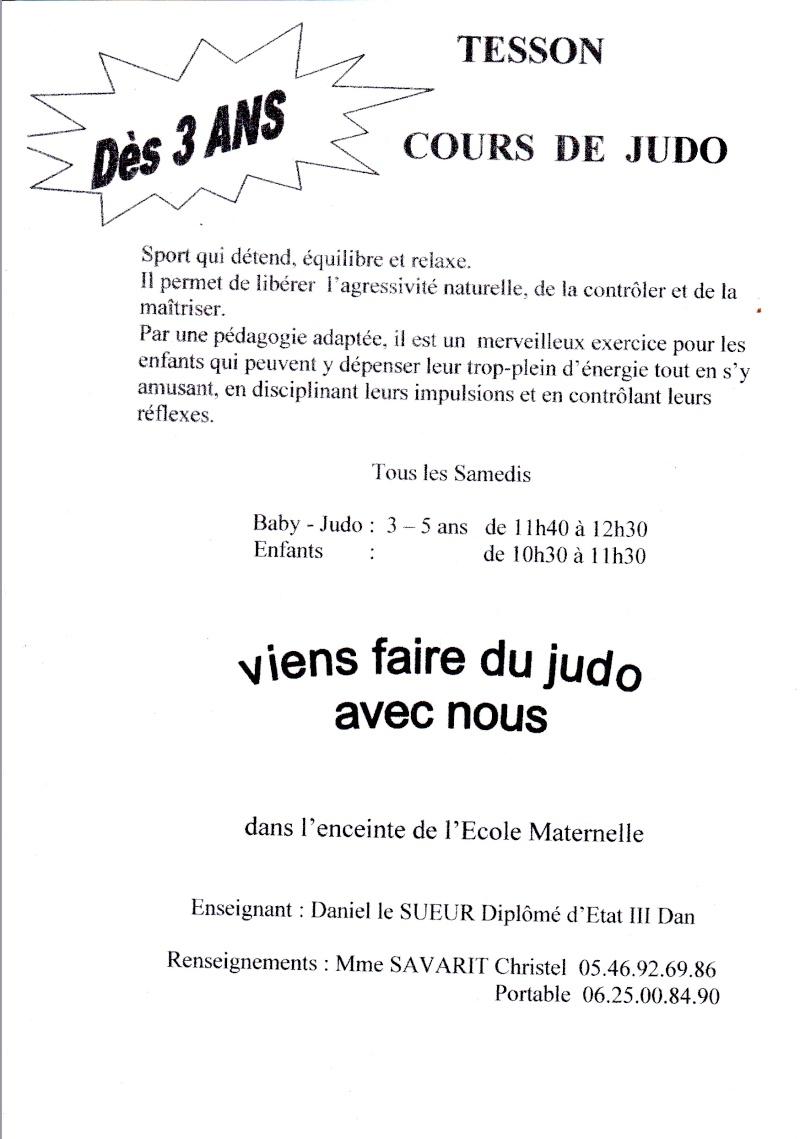 Judo : Club à Saintes - St Georges des coteaux et Tesson Img_0013