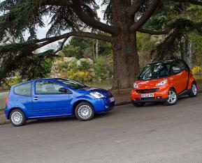 comparatif C2 Stop & Go / Smart Fortwo Mhd 724910